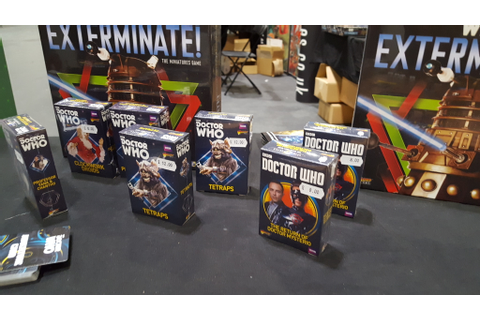 Warlord Games' Doctor Who: Extermination – OnTableTop ...