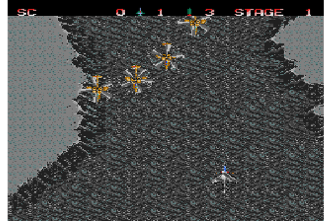 Task Force Harrier EX (1991) by Treco Mega Drive game