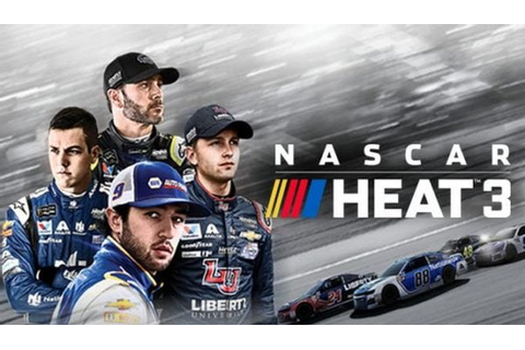 NASCAR Heat 3 now available on PC and consoles