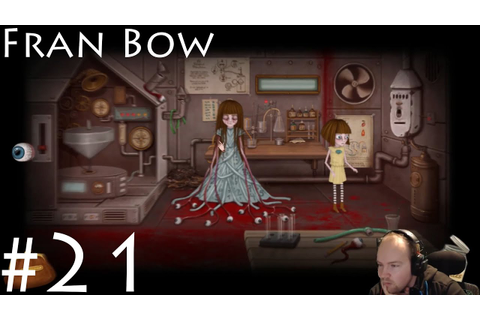 Chemical X | Fran Bow Full Game Part 21 - YouTube