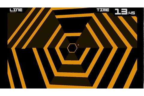 Super Hexagon - Gameplay - More impossible than the ...