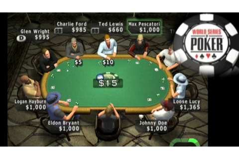 World Series of Poker ... (PS2) - YouTube