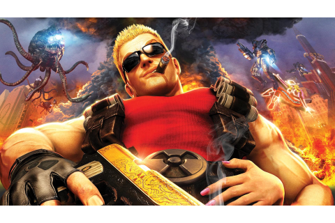 New Duke Nukem Game Possibly Being Teased by Gearbox