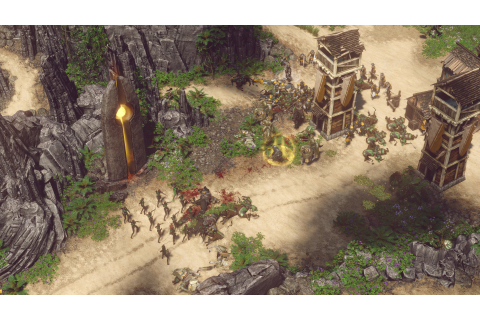 RPG meets RTS – Spellforce 3 E3 2017 preview – GAMING TREND