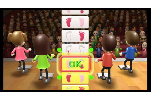 [VGM Favs] Wii Fit - Step Dance - YouTube