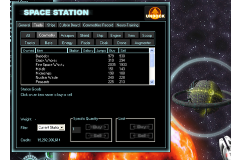 Star Sonata: Space Trading Game