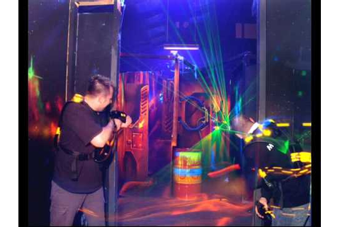 Mégazone dijon laser game Megazone - YouTube