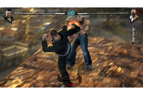 Amazon.com: Fighters Uncaged - Xbox 360: Video Games