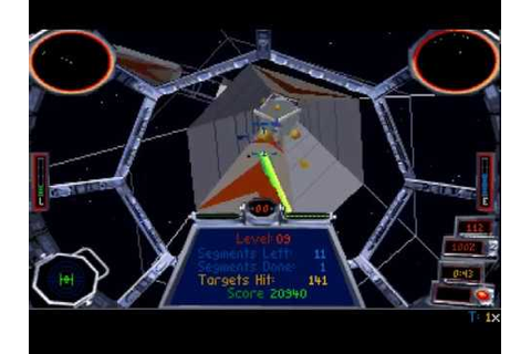 "Star Wars: TIE Fighter (PC/DOS) ""Training Course"" 1994 ..."