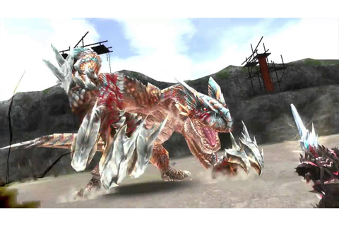 [MHF] Monster Hunter Frontier Z (PS4/PC) New Trailer ...