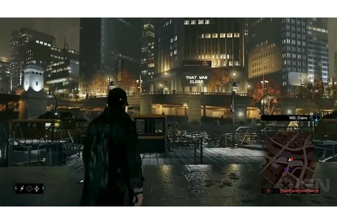 Watch Dogs E3 2013 Gameplay Trailer - E3 2013 Sony ...