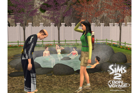 The Sims 2: Bon Voyage - Download