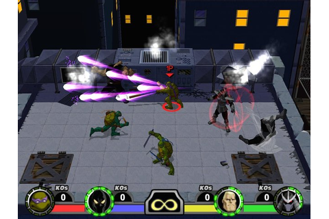 Free Games 4 You: TMNT: Mutant Melee