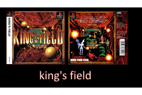 1# King's field - Территория Playstation - YouTube