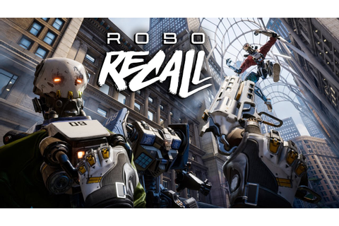 Robo Recall Announce Trailer - YouTube