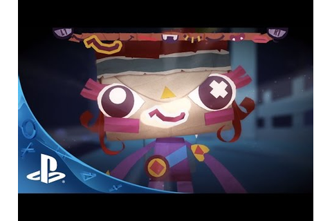 Tearaway™ Unfolded Game | PS4 - PlayStation