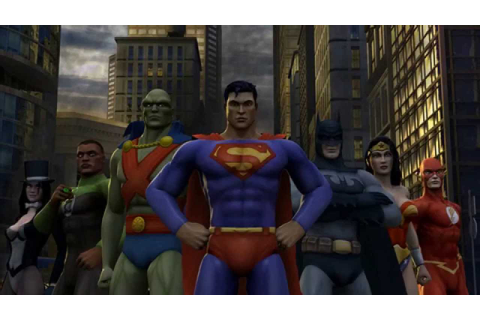 Justice League Heroes 1080p (PSP) pwns Marvel Heroes (PC ...