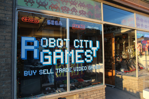 Know Your Roots - Robot City Games