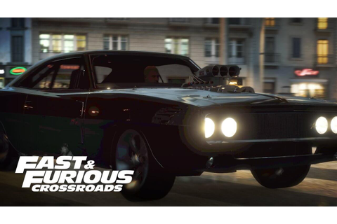Fast and Furious Crossroads Announced: Coming to PC, PS4 ...