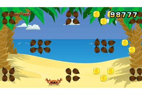 Coconut Dodge Revitalised (PS Vita / PlayStation Vita ...