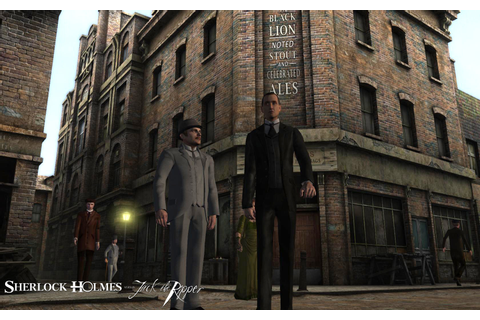 Download Sherlock Holmes versus Jack the Ripper Full PC Game