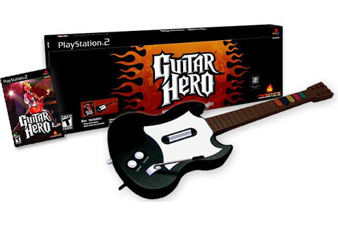 More Games: Guitar Hero