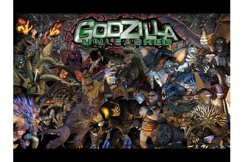 Review - Godzilla Unleashed (Wii) - YouTube