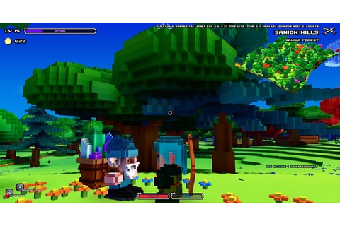 Cube World, the long-dormant RPG, is apparently not dead ...