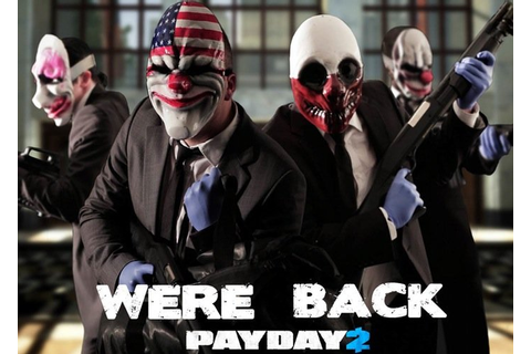 Payday 2 Big Bank Heist DLC Trailer (video)