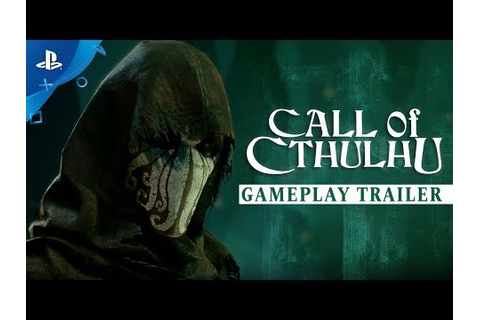 Call of Cthulhu: The Official Video Game Game | PS4 ...