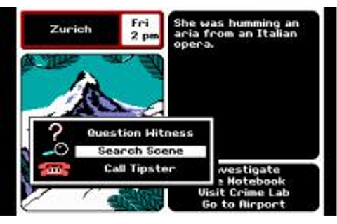 Where in Europe is Carmen Sandiego? Download (1988 ...