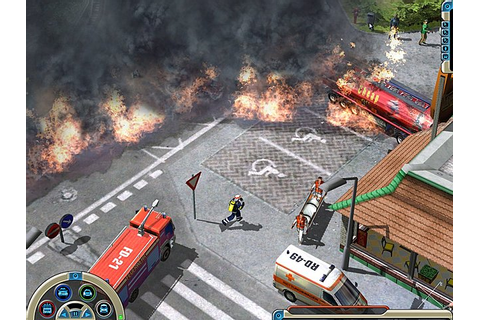 Screens: Emergency 3: Mission Life - PC (2 of 5)
