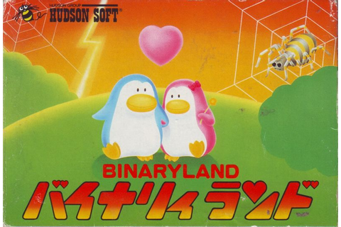 Binary Land for NES (1985) - MobyGames