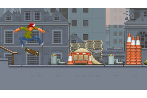 OlliOlli Comes to Playstation 4, PC And Other Consoles ...