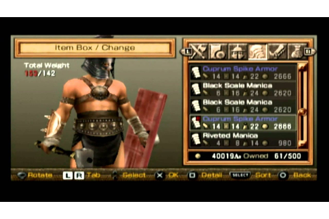 Classic Game Room - GLADIATOR BEGINS for PSP review - YouTube