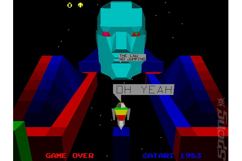 Screens: I, Robot - Arcade (3 of 5)