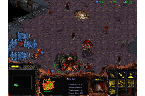StarCraft Series of Real Time Strategy Games