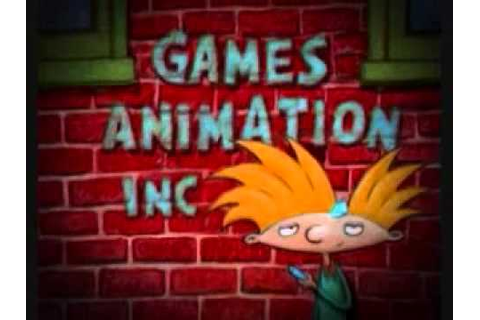 Games Animation Inc (Hey Arnold Custom) - YouTube