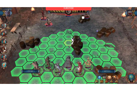 Shieldwall Chronicles: Swords of the North Gameplay (PC ...