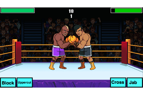 Colin Lane Needs Beta Testers for 'Big Shot Boxing ...