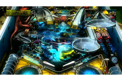 Pinball FX 2 - Gameplay - YouTube