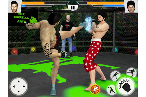 World MMA Fighting Champions: Kick Boxing PRO 2018 for ...