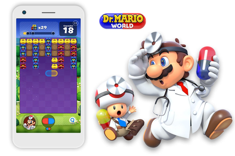 Dr. Mario World Released for Android and iOS a Day Early ...