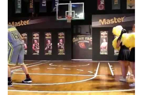 Master Game Face Basketball Challenge Players 2014 (Part 1 ...