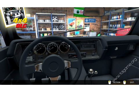 Car Mechanic Simulator 2014 - Download Free Full Games ...