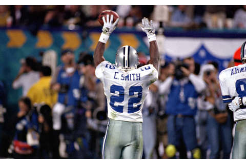 8. Emmitt Smith - The 48 Greatest Super Bowl Stars - ESPN