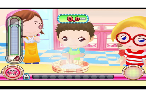 Cooking mama WORLD KITCHEN Wii Gameplay HD - YouTube