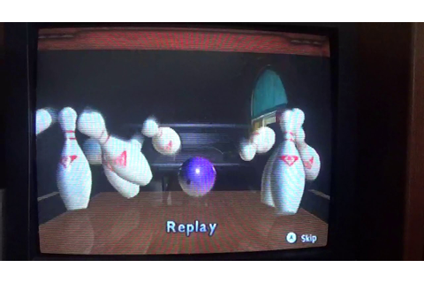 AMF Bowling Pinbusters! for the Nintendo Wii - YouTube