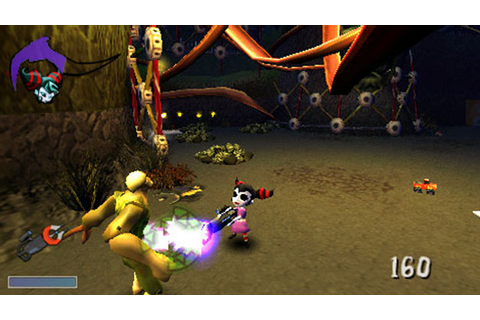 Death Jr.II: Root of Evil Game | PSP - PlayStation