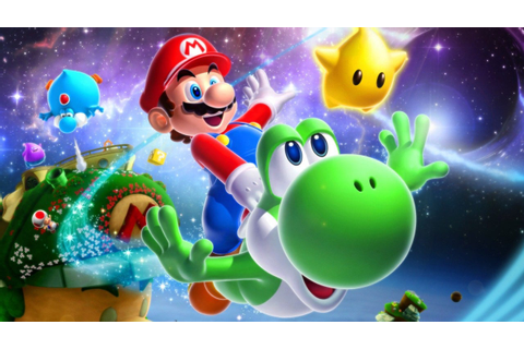 Super Mario Galaxy 2, Metroid Prime Trilogy Coming to Wii ...